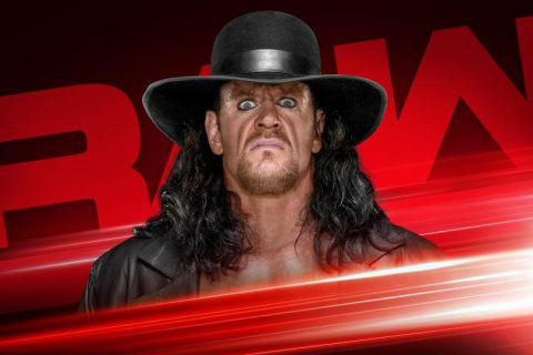 WWE 9月17 RAW第1321期送葬者喊话HHH(中文解说)