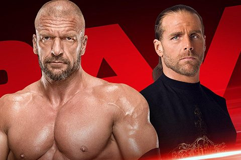 WWE2018 RAW第1324期DX毁灭兄弟矛盾升级,皇冠宝石大赛再战 中英文解说