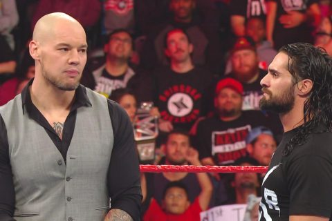 WWE RAW第1333期 罗林斯狠批独狼,RAW让你搞得一团糟