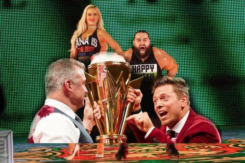 WWE2018SmackDown第1010期:地表最强双打诞生!