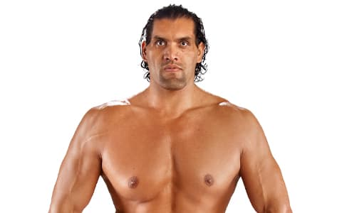 巨人卡里(The Great Khali)