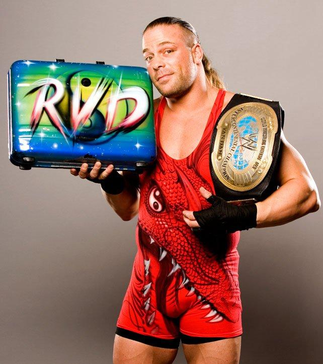 RVD合约到期下一站WWE?