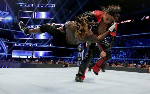 WWESD第1015期贝基叫阵罗西,二柱子挑战全美冠军