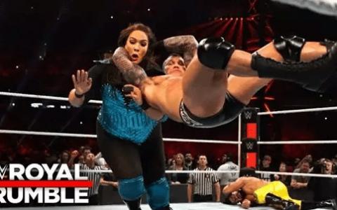 WWE发布了2019王室决战大赛统计数据