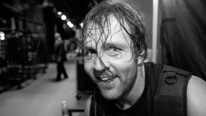 迪安布罗斯解密在AEW和WWE不一样的地方,简直天差地别