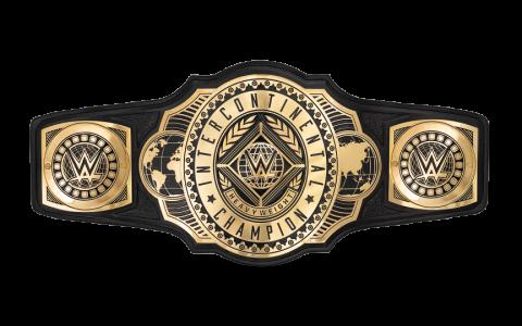 WWE洲际冠军腰带