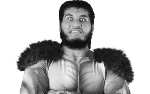 巨人冈萨雷斯(Giant Gonzalez)