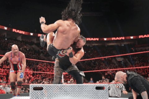 WWE2019 RAW第1341期中文解说