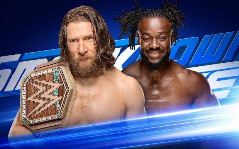 WWE2019 SmackDown第1019期(中文解说+字幕)