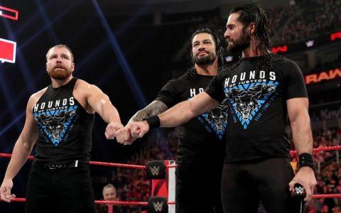 WWE RAW 2019第1346期(文字解说)