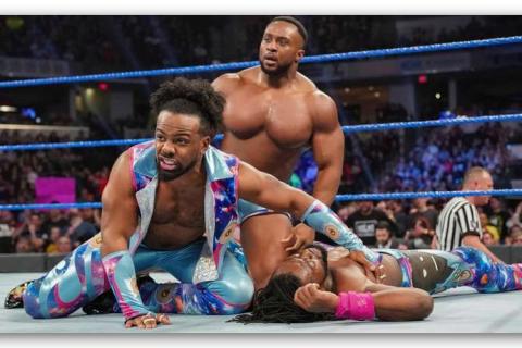 """大E:在WWE中,""""像我们这样的人只会走得这么远"""""""