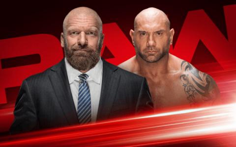 WWE2019 RAW第1346期(中文解说)