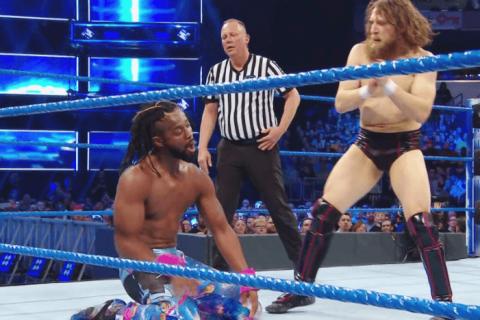 WWE2019 SD第1022期:科菲车轮战,老麦临时变卦惹众怒