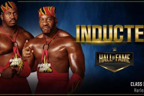 Harlem Heat将被引入2019年WWE名人堂