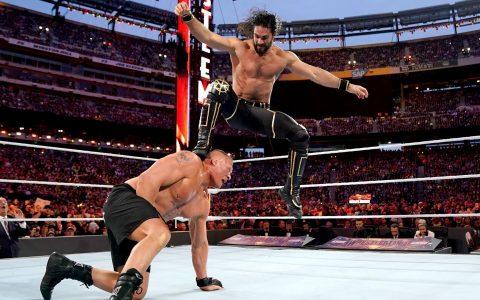 WWE摔角狂热35:弑君者正式成为弑兽者罗林斯终夺环球冠军