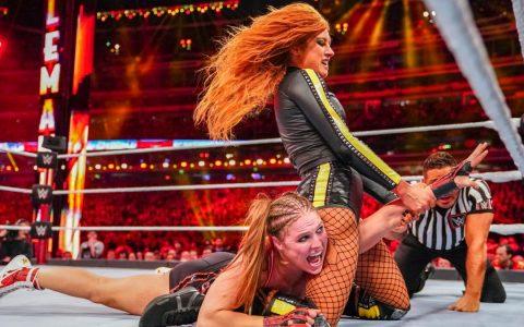 隆达罗西正式伤休还会回到WWE吗