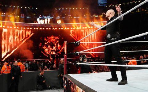 巴伦·科宾将是下一个WWE冠军