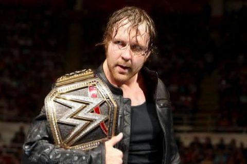 院长安迪安布罗斯被WWE移至毕业生行列