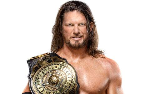 大E(WWE洲际冠军)