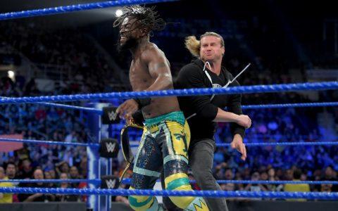 """道夫齐格勒神秘回归直指""""WWE冠军""""科菲金士顿"""