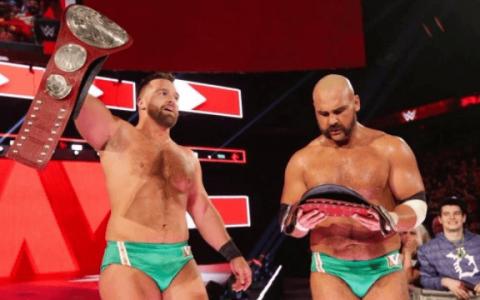 复兴组合称WWE双打组已经被遗忘