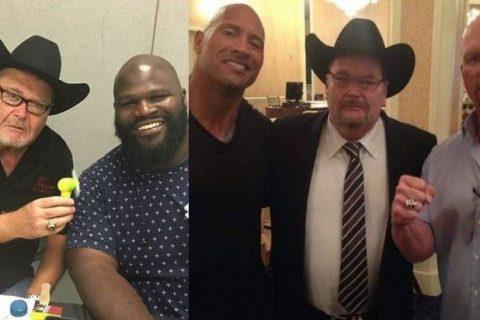 名人堂成员JR说WWE大多数人不懂得摔角