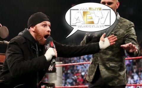 本期RAW反击AEW不料成为史上最差一起RAW,全场呼喊AEW