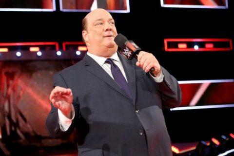 保罗海曼称他才是可以令WWE起死回生的人