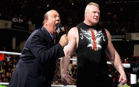 保罗海曼对NXT赤脚大仙的挑衅不屑一顾