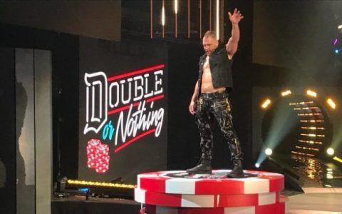 AEW Double Or Nothing一个不能快进半秒的PPV