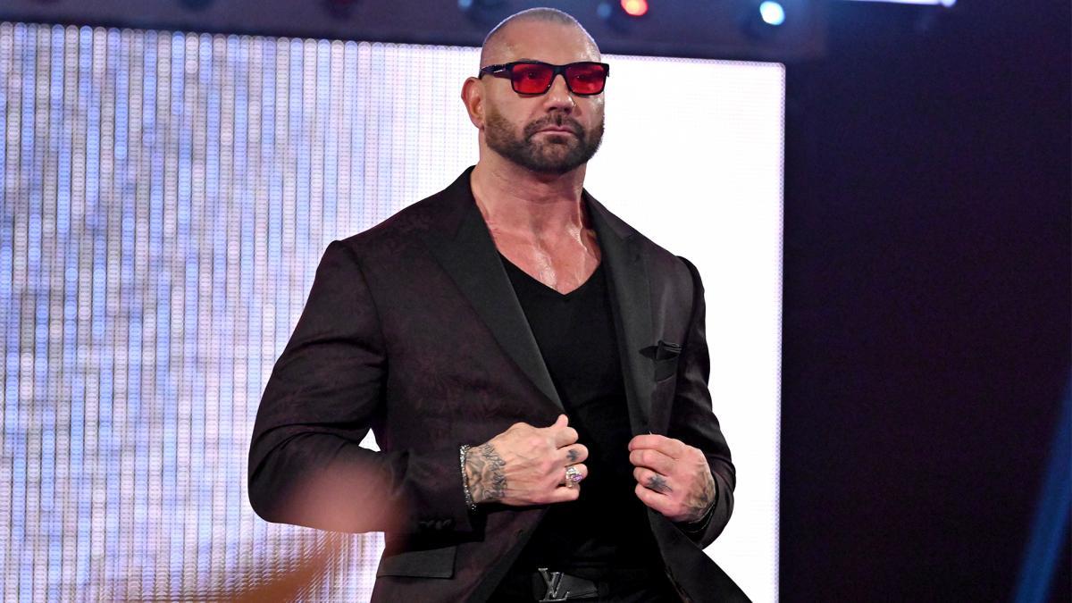 巴蒂斯塔:AEW没办法和WWE抗衡!我正式退役,再次破产也不会摔角