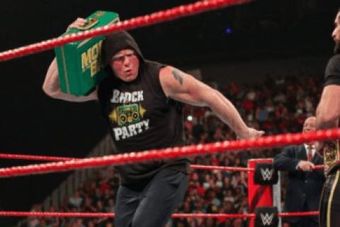 合约公文包大赛PPV再加赌注NXT将参与其中