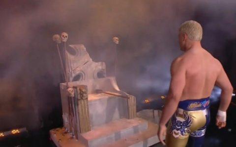 副总裁科迪表示,AEW不像WWE这么多繁文缛节!