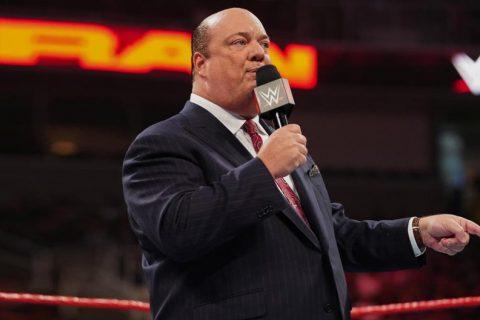 WWE2019 RAW第1359期 保罗海曼吹捧莱斯纳表示不再透露兑包时间