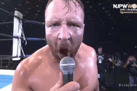 """乔恩·莫斯利(Jon Moxley):""""如果HHH掌管WWE,效果会更好"""""""