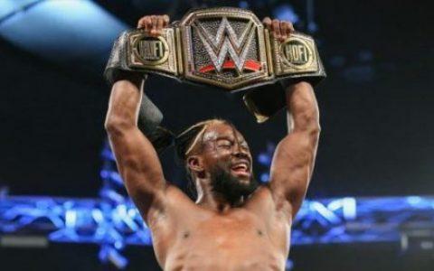 """差点被坑惨!WWE曾计划将科菲·金士顿打造成""""黑人版杰夫·哈迪"""""""