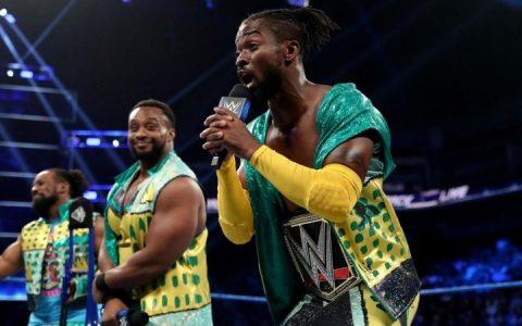 WWE大赛过后SmackDown最新收视率再创新低