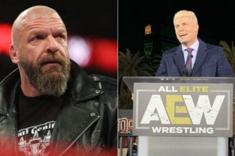 想离开WWE跳槽至AEW的选手比想象中多更多