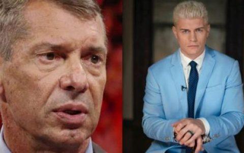 WWE主席文斯麦克曼的傲慢自大才使NXT大败AEW