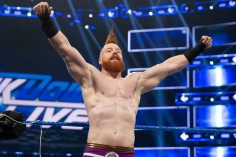 """好消息前WWE世界冠军""""希莫斯""""将准备回归"""