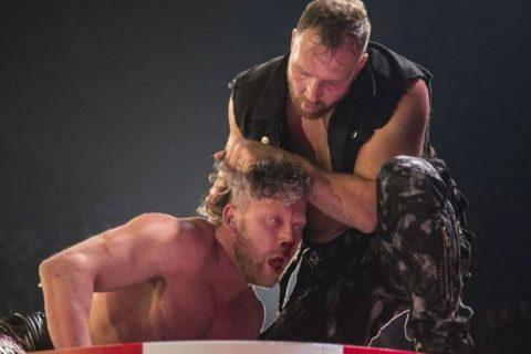 "AEW肯尼欧米伽笑称WWE从不会使用真正的院长""迪安布罗斯"""