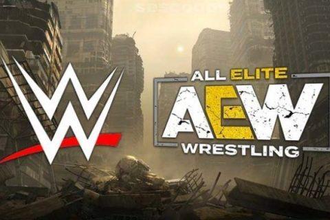 点评:NXT收购大赛与AEW零或双大赛谁更精彩?