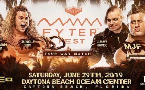 AEW2019年6月30《Fyter Fest》主战赛1080P