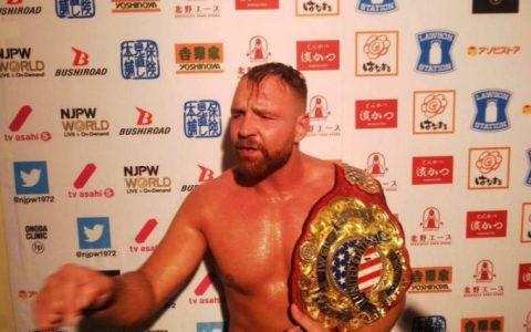 """到底是谁激励""""乔恩·莫斯利""""去参加NJPW"""