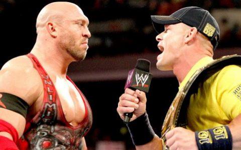 """莱贝克(Ryback)坦言离开WWE一半原因是长期受""""约翰塞纳""""打击"""