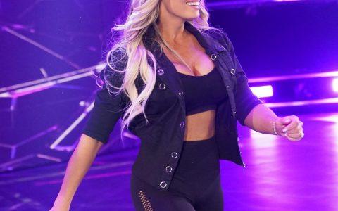 WWE女神崔西确认出席Smackdown成立20周年