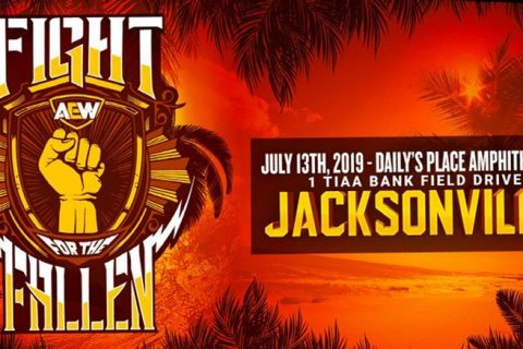 AEW.Fight.For.The.Fallen 2019年7月14日