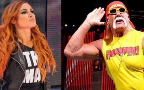 WWE名人堂成员霍根想祸害WWE,贝基林奇坚决说不