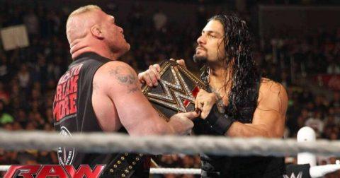 WWE用约翰·塞纳替换了罗曼在WWE官网的相关图片和视频