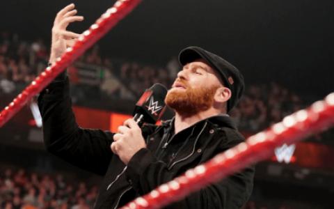 萨米·辛洲际冠军头衔可能会被WWE剥夺